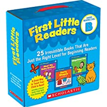 First Little Readers Parent Pack: Guided Reading Level B: 25 Irresistible Books That Are Just the Right Level for Beginning Readers