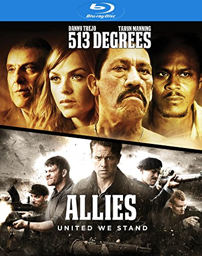 513 Degrees / Allies – Double Feature - Bd [Blu-ray]