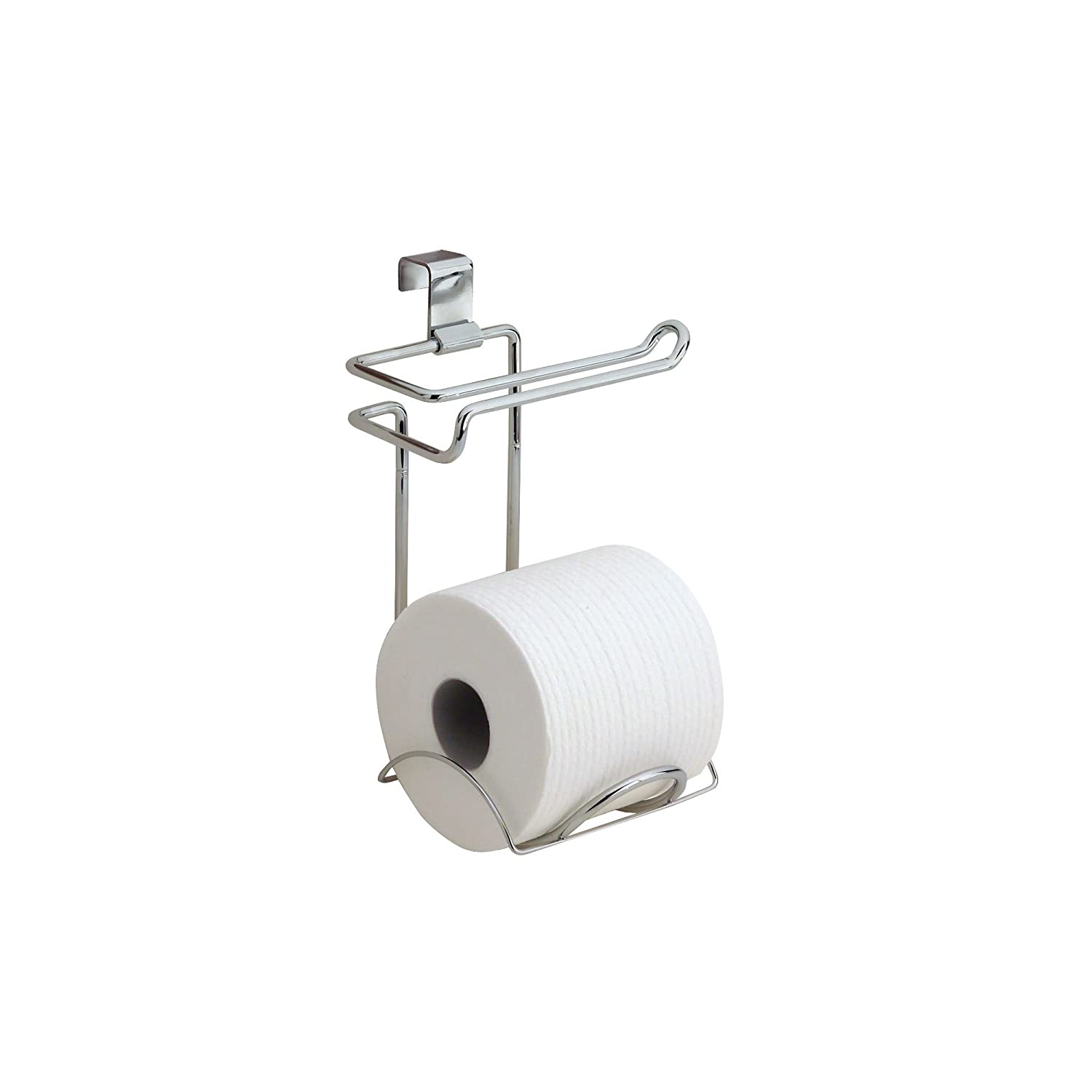 Amazoncom Interdesign Classico Bathroom Over Tank Toilet Paper