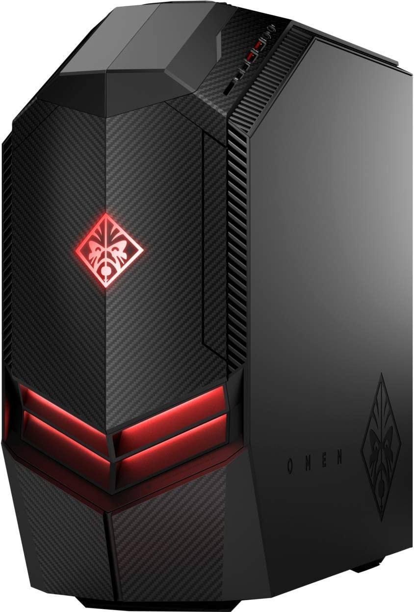 HP Omen 880-158ns - Ordenador de sobremesa (Intel Core i5-8400, 8GB RAM, 1TB HDD + 128GB SSD, NVIDIA GeForce GTX 1050 2 GB, sin sistema operativo) color negro (Reacondicionado): Amazon.es: Informática