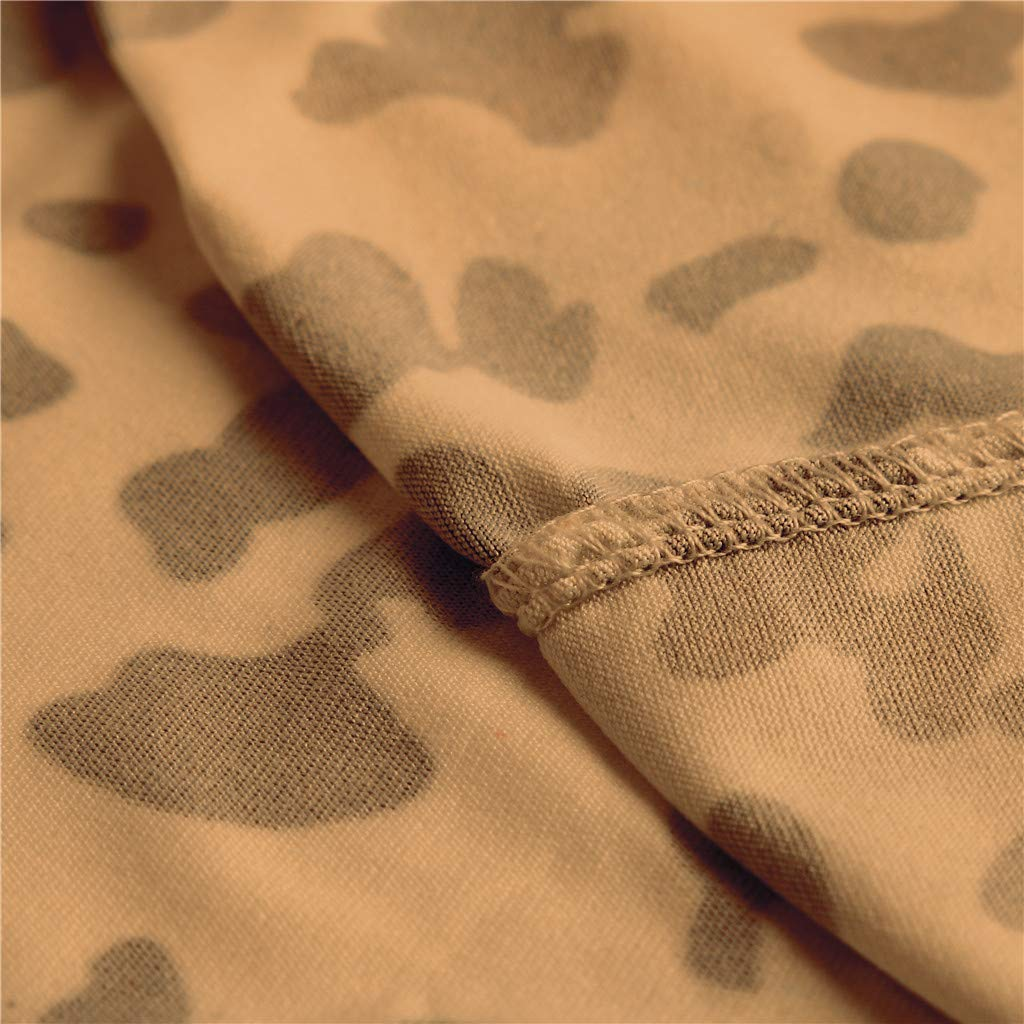 Women Leopard Print Tank Dress Crew Neck Bodycon Slim Fit Casual Sleeveless Mini Dresses Transer