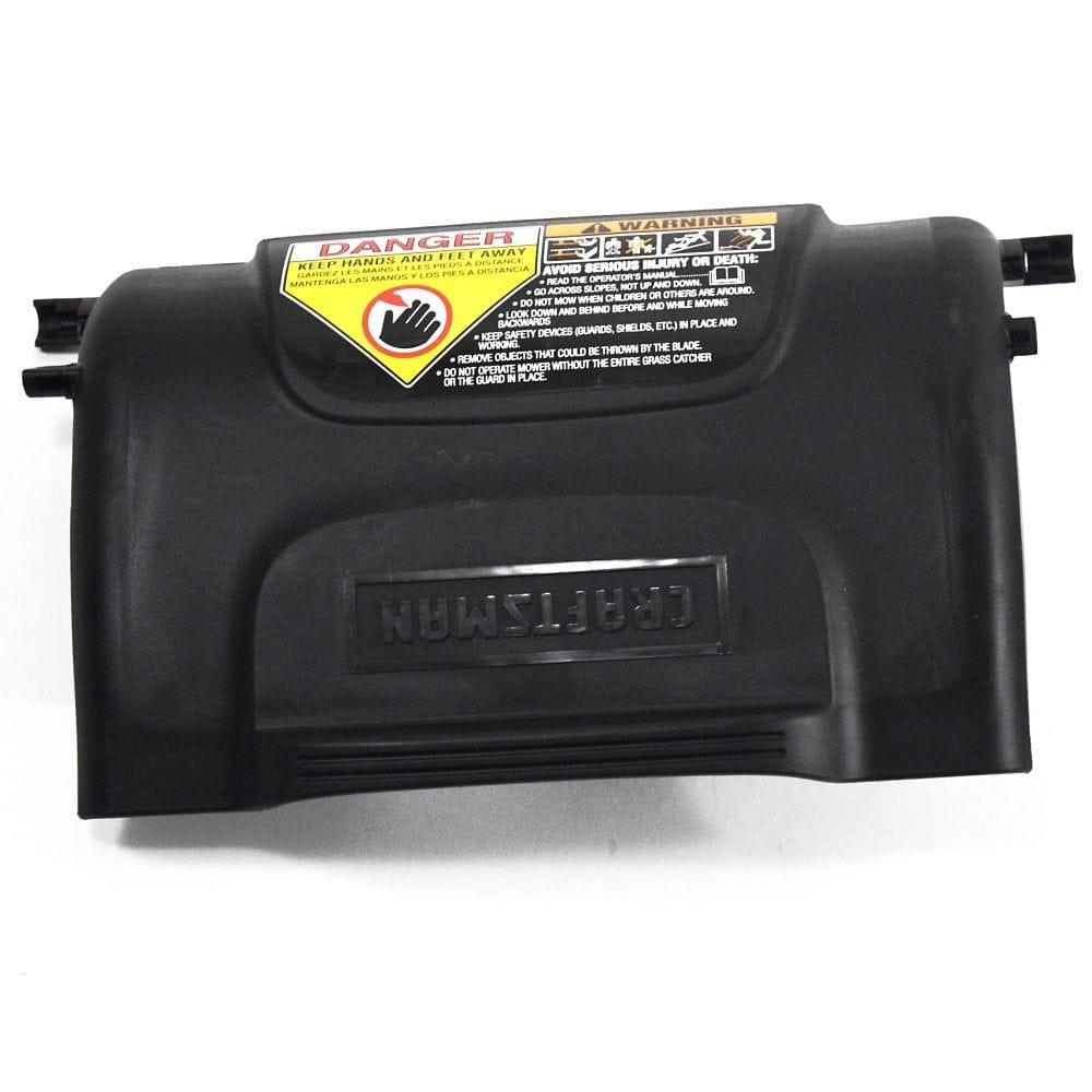 Craftsman 581747804 Lawn Mower Discharge Chute Door Genuine Original Equipment Manufacturer (OEM) part for Craftsman