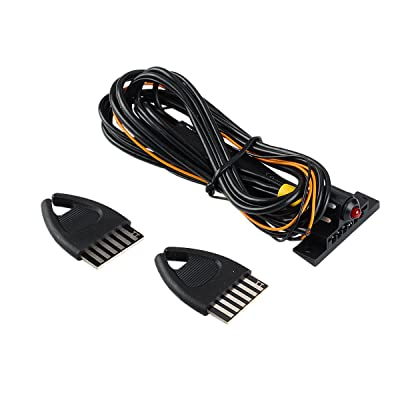 VEHICLE STARTER INTERRUPT DISABLE SYSTEM REMOVEABLE KEY STYLE: Car Electronics