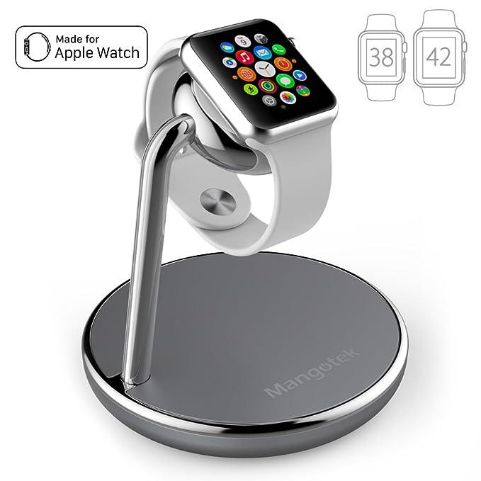 mangotek Apple Reloj Soporte de Carga, Cargador magnético ...