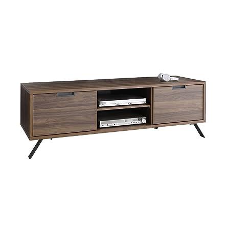 Miliboo Mobili Tv.Miliboo Furniture Tv Design Origin Meuble Tv Brown Amazon