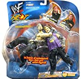 Jeff Hardy VS. Matt Hardy WWE WWF Sunday Night Heat Finishing Moves Series 3 ''Twist of Fate'' Figures