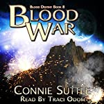 Blood War: Blood Destiny, Book 8 | Connie Suttle