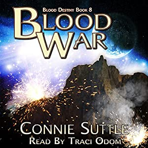 Blood War Audiobook