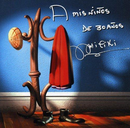CD : Miliki - Mis Ninos De 30 Anos (CD)