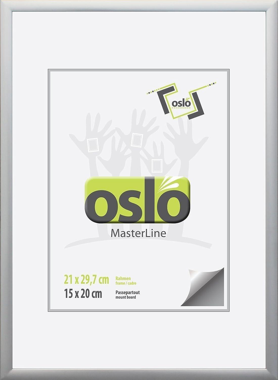 OSLO MasterLine Bilderrahmen 30x40 Dunkel Grün Holz Massiv ...
