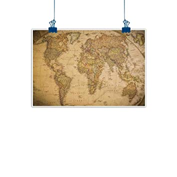 Amazon.com: Home Wall Decorations Art Decor World Map ... on old world kitchen curtains, old world tuscan kitchen, old world luxury kitchens, old world kitchen lighting, old world kitchen paint colors, old world kitchen island, gray and white kitchen ideas, old world dining room ideas, old world kitchen rugs, old world country kitchen, old world interior decorating, old world fireplace ideas, old world kitchen walls, old country kitchen ideas, old world cottage kitchens, old world kitchen cabinet doors, old world kitchen furniture, old world kitchen remodel, old world decor, old kitchen remodel ideas,