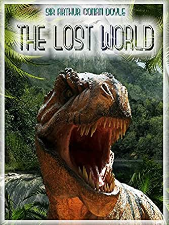 The Lost World: Sir Arthur Conan Doyle: 9781985381131 ...
