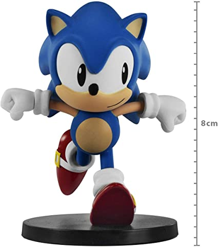 Amazon Com First4figures Snboom2 Sonic The Hedgehog Vol 2 Pvc Collectable Figurine First 4 Figures Toys Games
