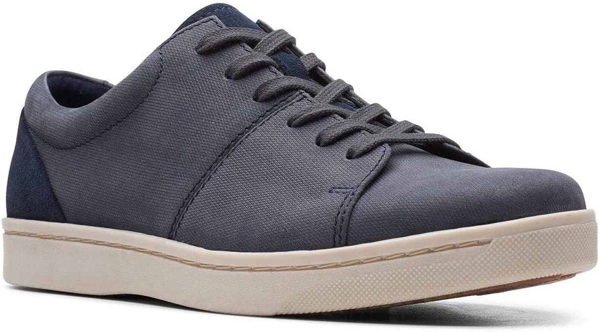 Clarks Boys/' Street Swift K Low-Top Sneakers