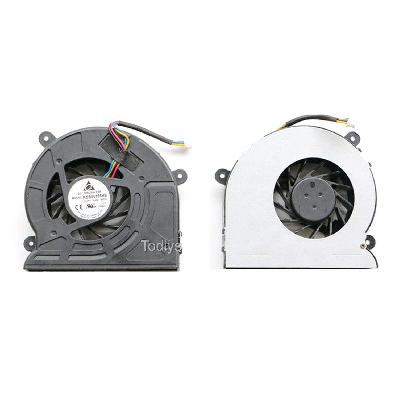 CPU Cooling Fan para Asus G53 G53S G53SX G53J G53JH G53JW...