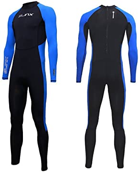 Amazon.com: Traje de buceo de cuerpo completo con protección ...