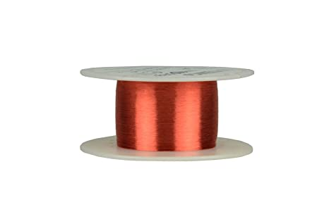 Amazon temco 45 awg copper magnet wire 4 oz 24329 ft 155c temco 45 awg copper magnet wire 4 oz 24329 ft 155c magnetic coil keyboard keysfo Image collections