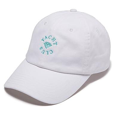 Yacht Club Sports Baseball Cap - White Diamond Supply Company umnGt