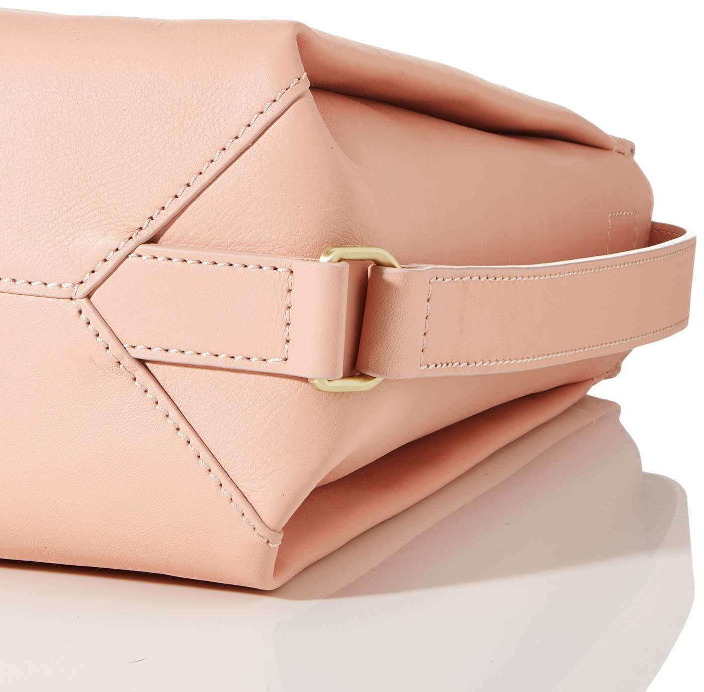BREE dam Pure 6 ryggsäck, 11 x 27 x 30 cm Röd (parfait)