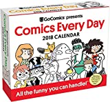GoComics Presents Comics Every Day 2018 Day-to-Day Calendar
