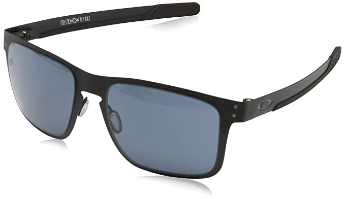 Oakley 0OO4123 Gafas de sol, Matte Black, 55 para Hombre ...