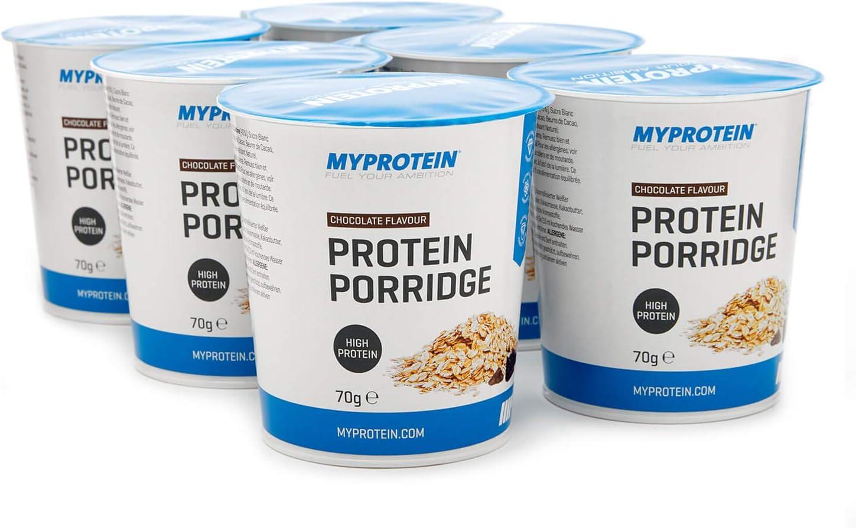 MyProtein Protein Porridge Gachas de Avena, Sabor Chocolate - 50 gr: Amazon.es: Salud y cuidado personal