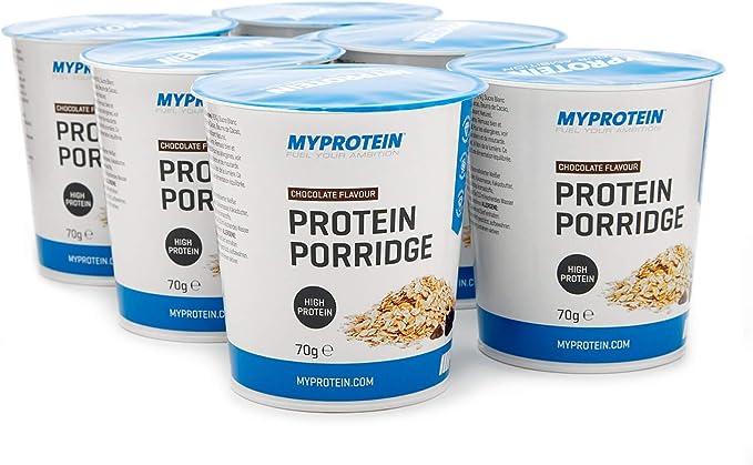 MyProtein Protein Porridge Gachas de Avena, Sabor Chocolate - 50 ...