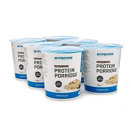 MyProtein Protein Porridge Gachas de Avena, Sabor Chocolate - 50 gr