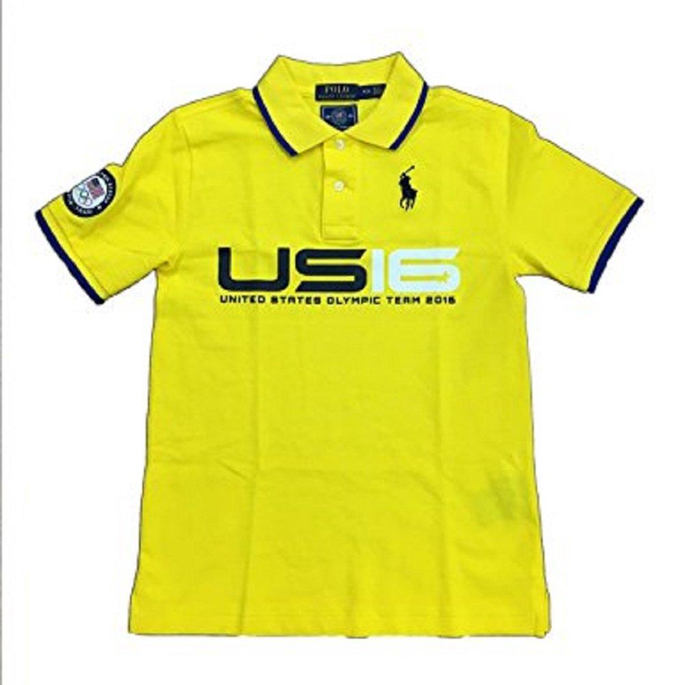Amazon Ralph Lauren Childrenswear Boys Us 16 Polo Shirt