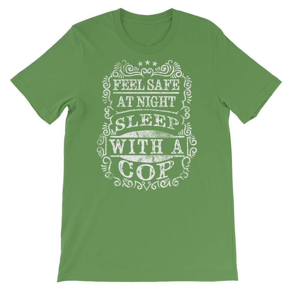 Feel Safe at Night T-Shirt Graphic Shirts Funny Unisex Shirt