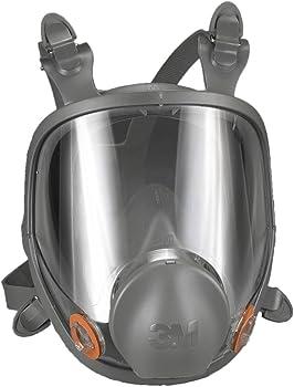 3M Full Facepiece Respirator Protection