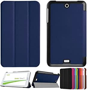 Ultra Slim PU Leather Case Stand Cover for 7