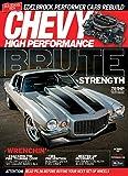 Chevy High Performance фото