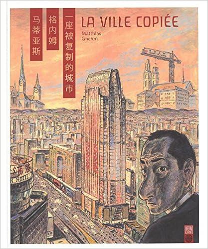Lire en ligne La ville copiée pdf, epub ebook