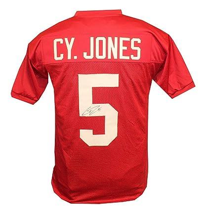 on sale a5ad5 03cc8 Cyrus Jones Autographed Signed Alabama Crimson Tide Custom ...