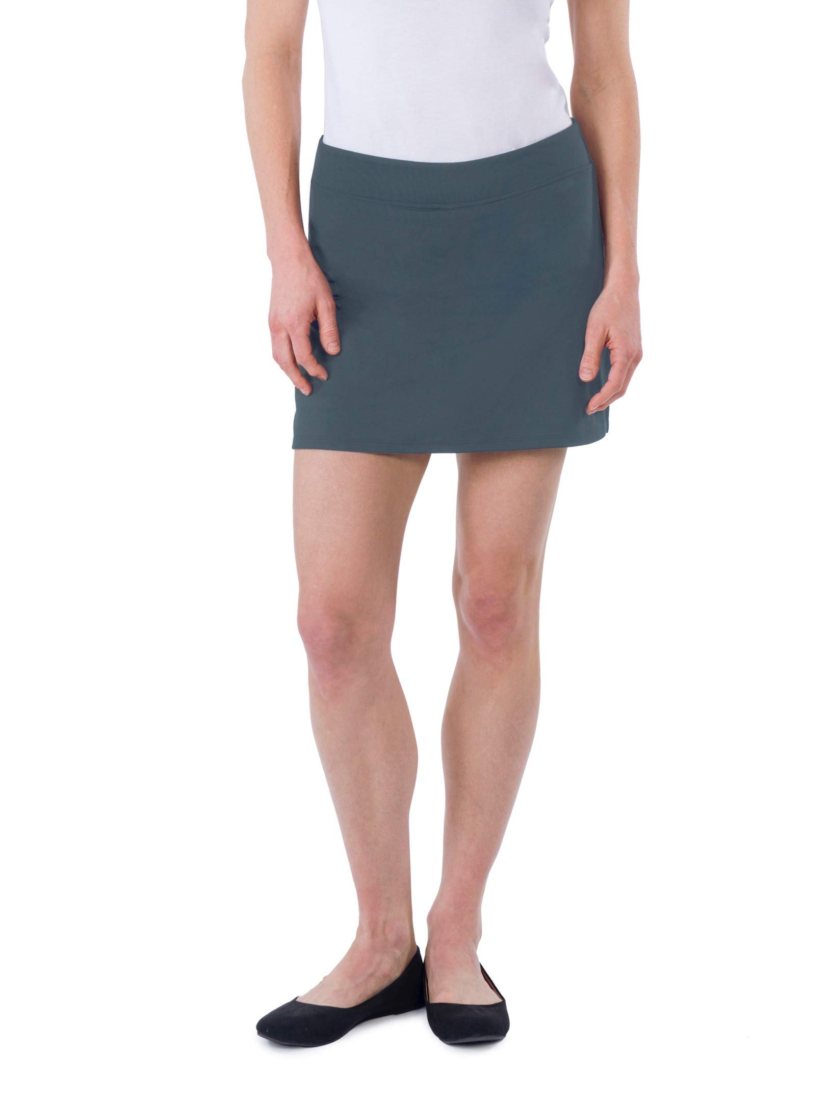 Colorado Clothing Women's Everyday Skort (Deep Cove, X-Small)