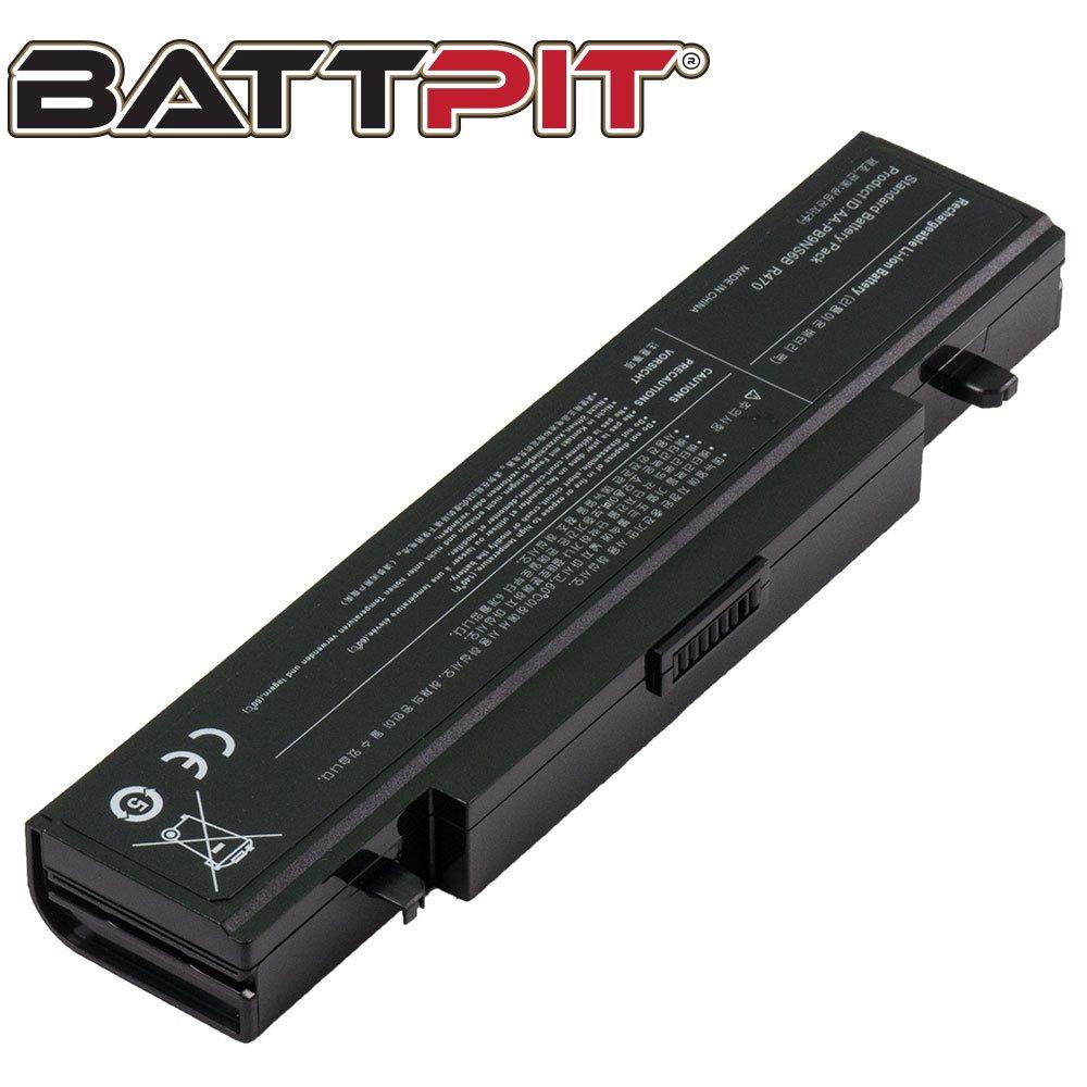 Battpit Bateria de repuesto para portátiles Samsung R540-JSO3AU (4400 mah): Amazon.es: Informática