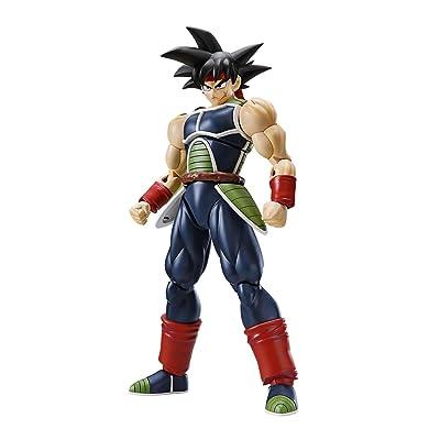 Dragon Ball Z Bardock, Bandai Spirits Figure-Rise Standard: Toys & Games [5Bkhe1203380]
