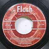 the jayhawks 45 RPM stranded in the jungle / my only darling