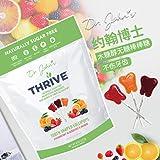 美国进口Dr. John's木糖醇宝宝棒棒糖227g (水果味)