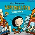 Superhelden fliegen geheim (Superhelden 1) Hörbuch von Alice Pantermüller Gesprochen von: Peter Lohmeyer