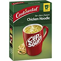 Continental Cup A Soup Classic Chicken Noodle, 7 x 4-pack (28 serves)