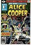 img - for Stan Lee presents - Alice Cooper - from the inside ... Original 1979 comic , First Edition of Special # 50 Issue of Marvel Premiere Comics book / textbook / text book