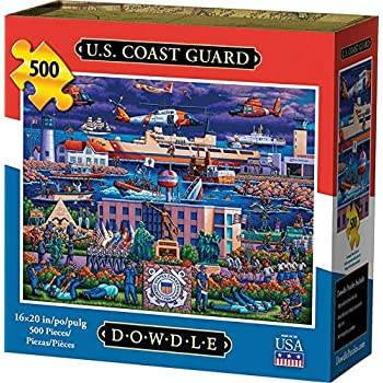 Amazon.com: Desafío Puzzle de Guardacostas USCG: Toys & Games