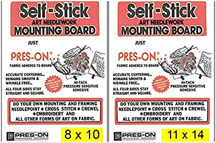 Pres-On Pres On Mounting Board 11X14 B11 2-Pack Bulk Buy