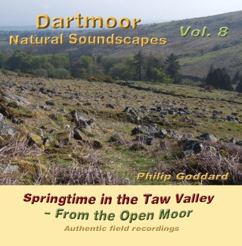 Dartmoor Natural Soundscapes - Volume 8 ()