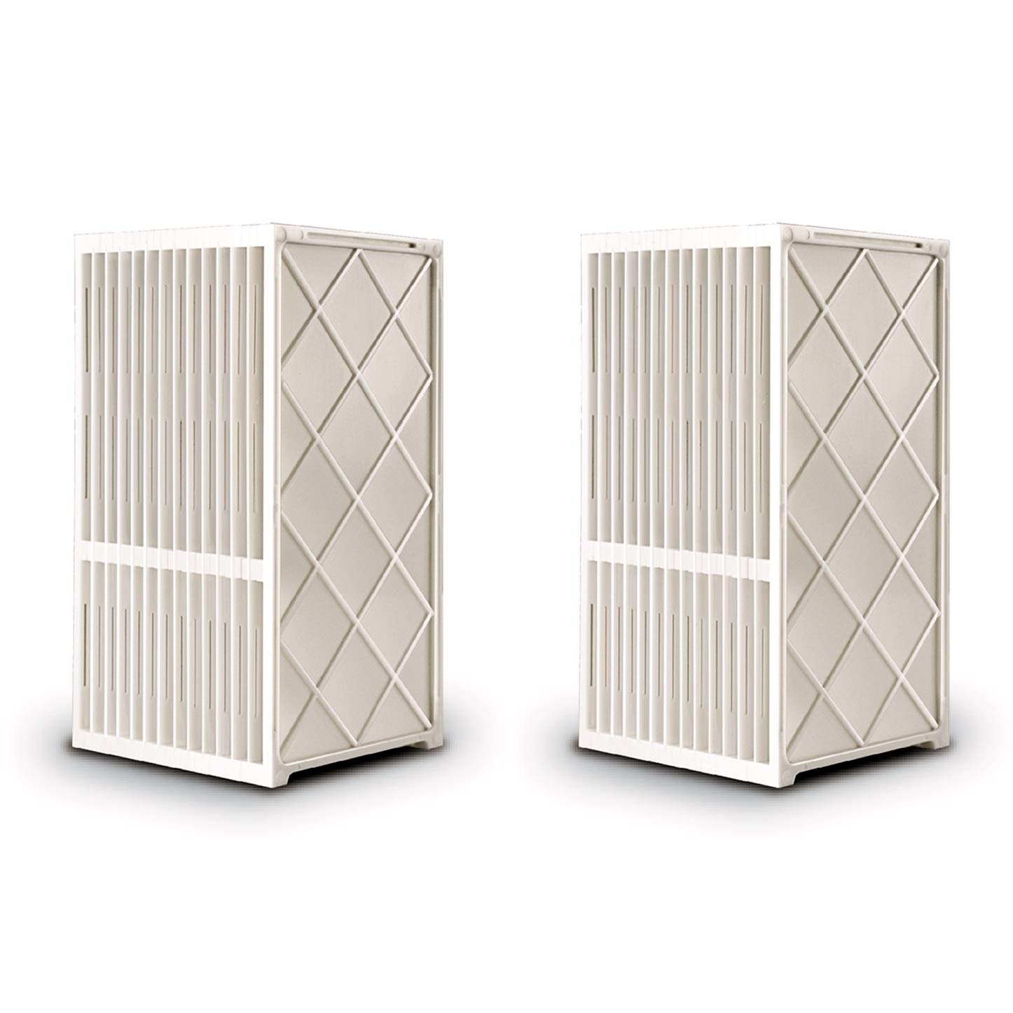 IDI Air Purifier Photocatalyst Nano Filters Suitable for Models AC-01X AC-01S AC-01 Air Cooler - 2 Pack