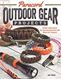 Discover how to use versatile paracord to create attractive and useful survival bracelets, lanyards, pouches, straps, slings, fobs, and more. This book offers easy projects for making outdoor gear, plus practical advice on tools and materials...