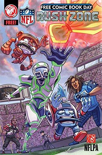 (NFL Rush Zone: Season of the Guardians) ()