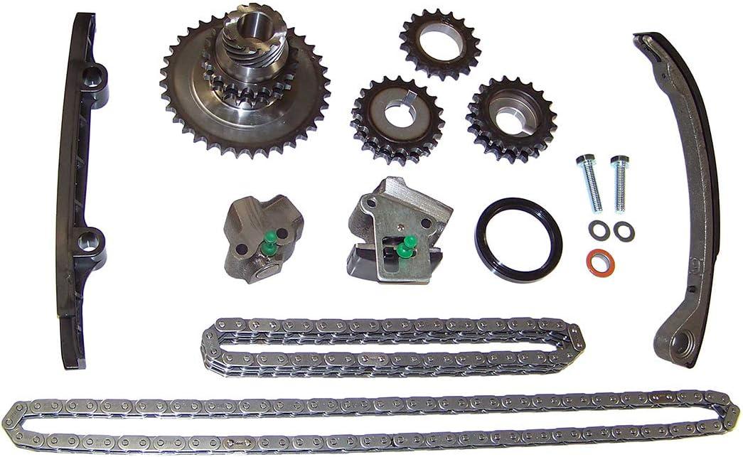 DNJ HGS653 Graphite Head Gasket Set//For 1994-1998// Nissan// 240SX// 2.4L// DOHC// L4// 16V// 2389cc// KA24DE
